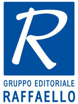 Logo gruppo editoriale raffaello